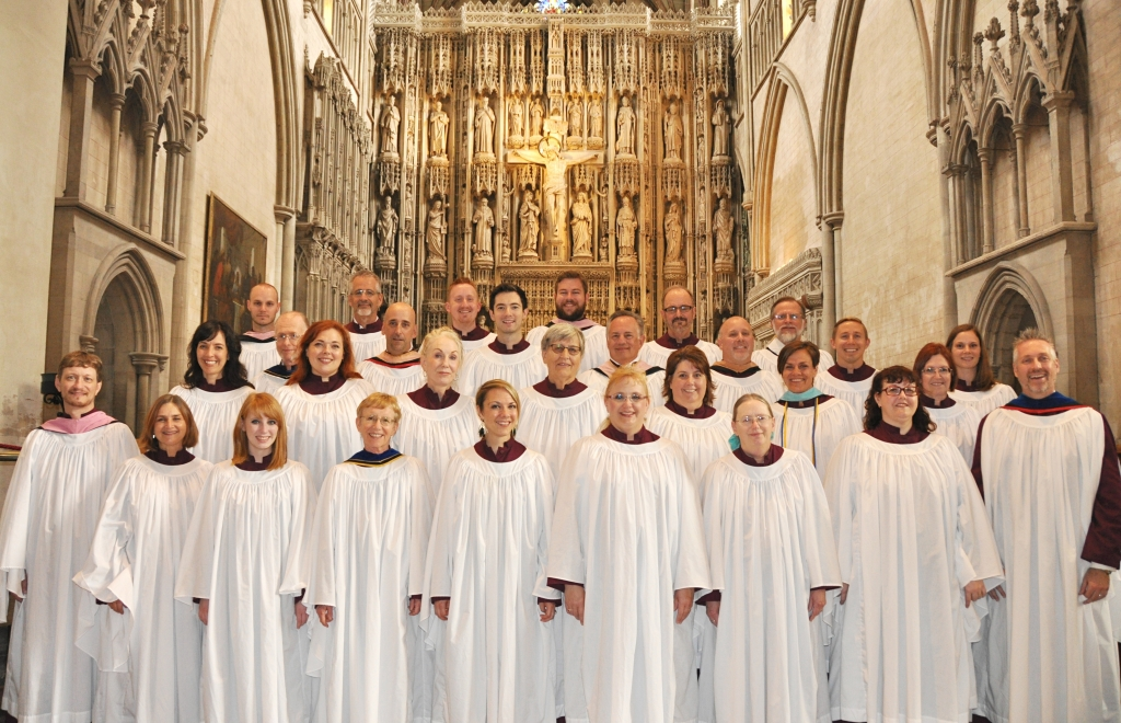 Trinity Cathedral Choir at St Albans