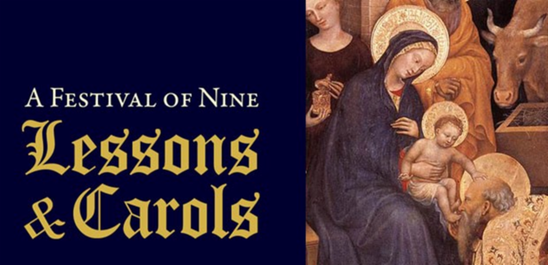 Nine Lessons And Carols From Kings College In Cambridge UK This Service Takes Place At 300pm Time On Christmas Eve Is Broadcast Live BBC